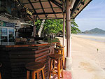 Beach Bar : Koh Tao Coral Grand Resort, Koh Tao, Phuket