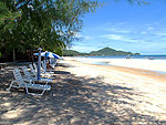 Sairee Beach : Koh Tao Coral Grand Resort, Beach Front, Phuket