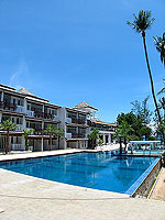 Swimming Pool : Koh Tao Montra Resort & Spa, Pool Villa, Phuket