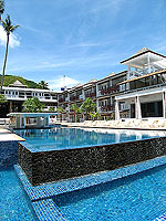 Swimming Pool : Koh Tao Montra Resort & Spa, Beach Front, Phuket
