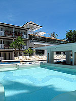 Swimming Pool : Koh Tao Montra Resort & Spa, 2 Bedrooms, Phuket