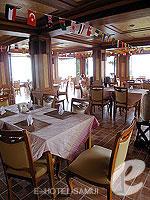サムイ島 タオ島のホテル : コタオ リゾート パラダイスゾーン  「Restaurant」