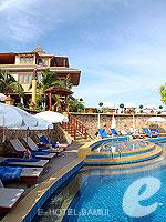 サムイ島 タオ島のホテル : コタオ リゾート パラダイスゾーン  「Poolside」