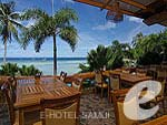 Restaurant : Koh Tao Resort Beach Zone, Family & Group, Phuket