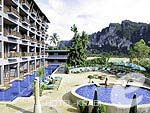 Swimming Pool : Krabi Cha-Da Resort, Family & Group, Phuket