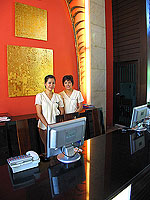 Reception : La Flora Resort & Spa Khao Lak, Free Wifi, Phuket