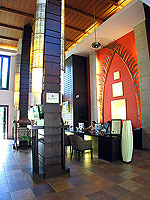 Lobby / La Flora Resort & Spa Khao Lak, เขาหลัก
