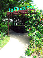 Spa Entrance : La Flora Resort & Spa Khao Lak, Free Wifi, Phuket