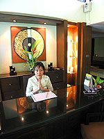 Spa Reception : La Flora Resort & Spa Khao Lak, Free Wifi, Phuket