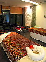 Spa Treatment Room : La Flora Resort & Spa Khao Lak, Family & Group, Phuket