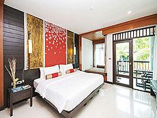 プーケット カオラックのホテル : ラ フローラ リゾート & スパ カオラック(1)のお部屋「デラックス」