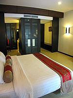 プーケット カオラックのホテル : ラ フローラ リゾート & スパ カオラック(La Flora Resort & Spa Khao Lak)のスタジオルームの設備 Bedroom