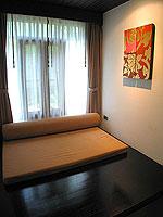 プーケット カオラックのホテル : ラ フローラ リゾート & スパ カオラック(La Flora Resort & Spa Khao Lak)のスタジオルームの設備 Living area