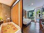 プーケット カオラックのホテル : ラ フローラ リゾート & スパ カオラック(La Flora Resort & Spa Khao Lak)のプール アクセスルームの設備 Bedroom