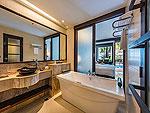 プーケット カオラックのホテル : ラ フローラ リゾート & スパ カオラック(La Flora Resort & Spa Khao Lak)のプール アクセスルームの設備 Bath Room