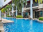 プーケット カオラックのホテル : ラ フローラ リゾート & スパ カオラック(La Flora Resort & Spa Khao Lak)のプール アクセスルームの設備 Direct Pool Access