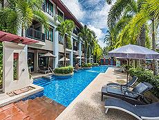 プーケット カオラックのホテル : ラ フローラ リゾート & スパ カオラック(1)のお部屋「プール アクセス」