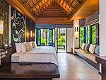 プーケット カオラックのホテル : ラ フローラ リゾート & スパ カオラック(La Flora Resort & Spa Khao Lak)のガーデン ヴィラルームの設備 Bedroom