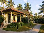 プーケット カオラックのホテル : ラ フローラ リゾート & スパ カオラック(La Flora Resort & Spa Khao Lak)のガーデン ヴィラルームの設備 Exterior