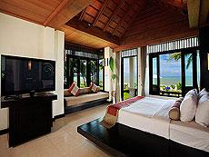 プーケット カオラックのホテル : ラ フローラ リゾート & スパ カオラック(1)のお部屋「ビーチフロント ヴィラ」
