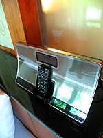 プーケット カオラックのホテル : ラ フローラ リゾート & スパ カオラック(La Flora Resort & Spa Khao Lak)のジャグジー ヴィラルームの設備 Audio System