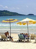 Patong Beach : La Flora Resort Patong, 2 Bedrooms, Phuket