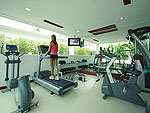 Fitness : La Flora Resort Patong, 2 Bedrooms, Phuket