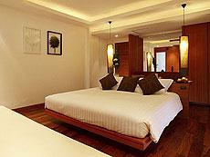 プーケット パトンビーチのホテル : ラ フローラ リゾート パトン(1)のお部屋「プール ヴィラ」