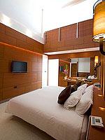 プーケット パトンビーチのホテル : ラ フローラ リゾート パトン(La Flora Resort Patong)のプール ヴィラ ウィズ ロフトルームの設備 Room View