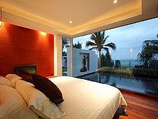 プーケット パトンビーチのホテル : ラ フローラ リゾート パトン(1)のお部屋「ビーチフロント プール ヴィラ」