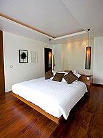プーケット パトンビーチのホテル : ラ フローラ リゾート パトン(La Flora Resort Patong)のビーチ グランド プール ヴィラ 1ベッドルームの設備 Bedroom