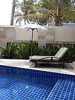 プーケット パトンビーチのホテル : ラ フローラ リゾート パトン(La Flora Resort Patong)のビーチ グランド プール ヴィラ 1ベッドルームの設備 Private Pool
