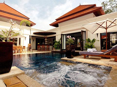 La Villa Rouge, Family & Group, Phuket