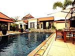 プーケット バンタオビーチのホテル : ラ ヴィラ ルージュ(La Villa Rouge)の4ベッドルームルームの設備 Private Pool