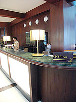 Reception : Laemtong Serviced Apartment, Serviced Apartment, Phuket