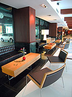 Lobby : Laemtong Serviced Apartment, Serviced Apartment, Phuket