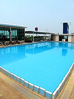 Swimming Pool : Laemtong Serviced Apartment, Meeting Room, Phuket