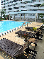 Poolside : Laemtong Serviced Apartment, Serviced Apartment, Phuket