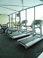 Fitness Gym : Laemtong Serviced Apartment, under USD 50, Phuket