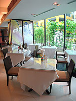 Restaurant : Laemtong Serviced Apartment, Free Wifi, Phuket