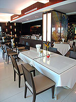 Restaurant : Laemtong Serviced Apartment, under USD 50, Phuket