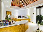 Reception : Lanna Samui Luxury Resort, 2 Bedrooms, Phuket
