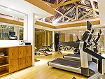 Fitness : Lanna Samui Luxury Resort, Fitness Room, Phuket