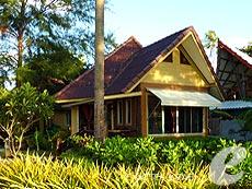 クラビ サービスヴィラのホテル : ランタ キャストアウェイ ビーチ リゾート(1)のお部屋「ビーチコンバーバンガロー」