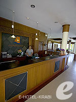 Reception / Lanta Casuarina Beach Resort, เกาะลันตา