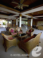 Lobby / Lanta Casuarina Beach Resort, เกาะลันตา