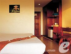 クラビ サービスヴィラのホテル : ランタ カジュアリーナ ビーチ リゾート(1)のお部屋「スタンダード」