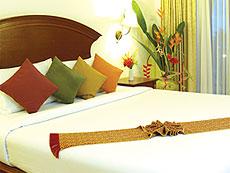 クラビ サービスヴィラのホテル : ランタ カジュアリーナ ビーチ リゾート(1)のお部屋「シービュー」