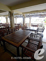 Restaurant : Lanta Pura Beach Resort, Couple & Honeymoon, Phuket