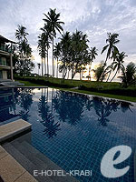 Swimming Pool : Lanta Pura Beach Resort, Couple & Honeymoon, Phuket